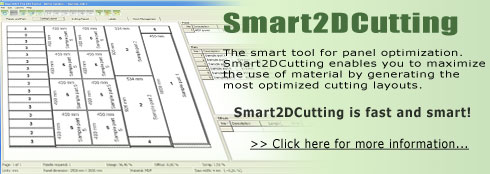 Cutting Software For 2d Panel Cutting Optimization